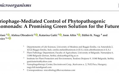 Bacteriophage-Mediated Control of Phytopathogenic Xanthomonads: A Promising Green Solution for the Future